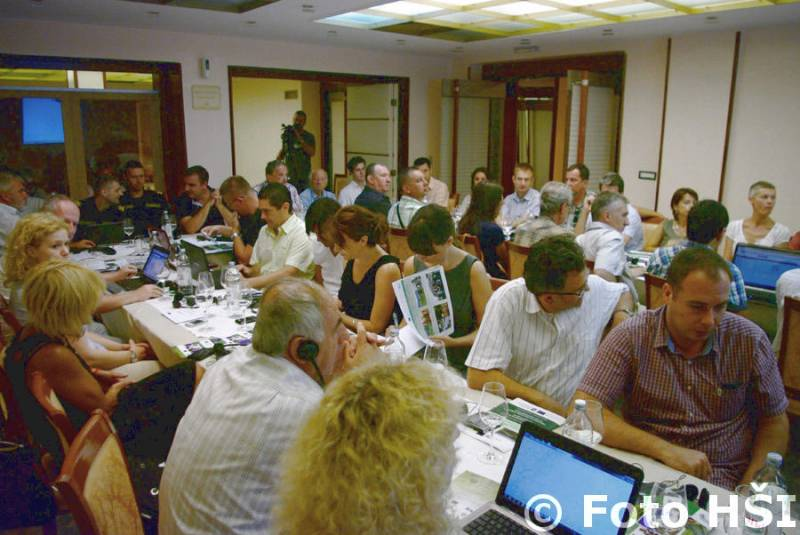 Održana druga tehnička radionica Adriatic Model Forest