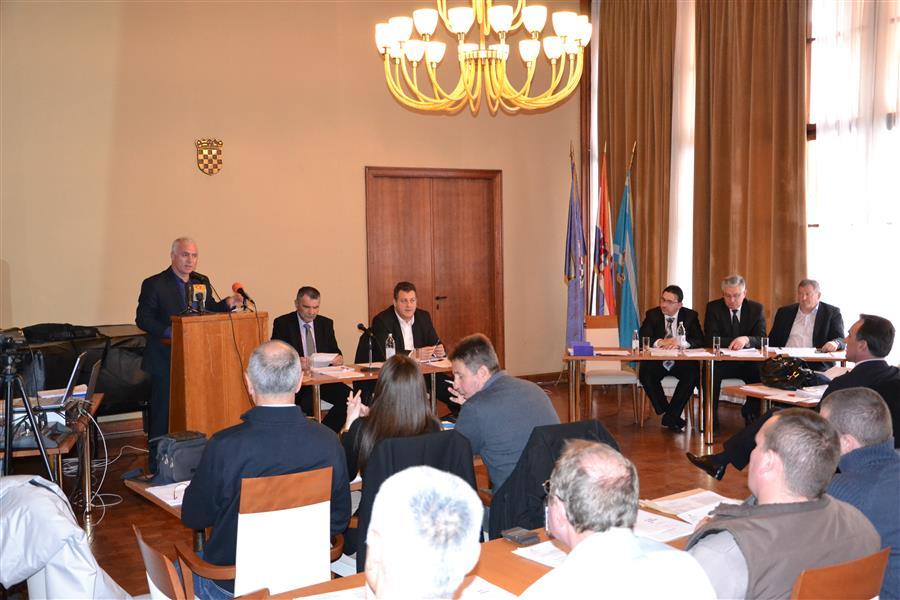 Održana 5. sjednica Županijske skupštine