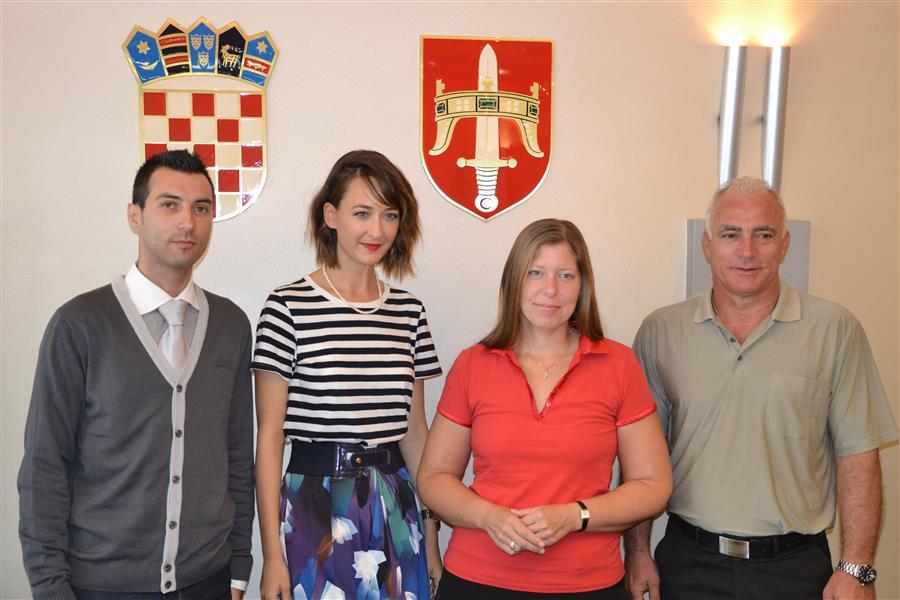 Constantin Vladut Gorgos iz španjolske regije Katalonija dolazi na profesionalno i jezično usavršavanje u Šibensko-kninsku županiju