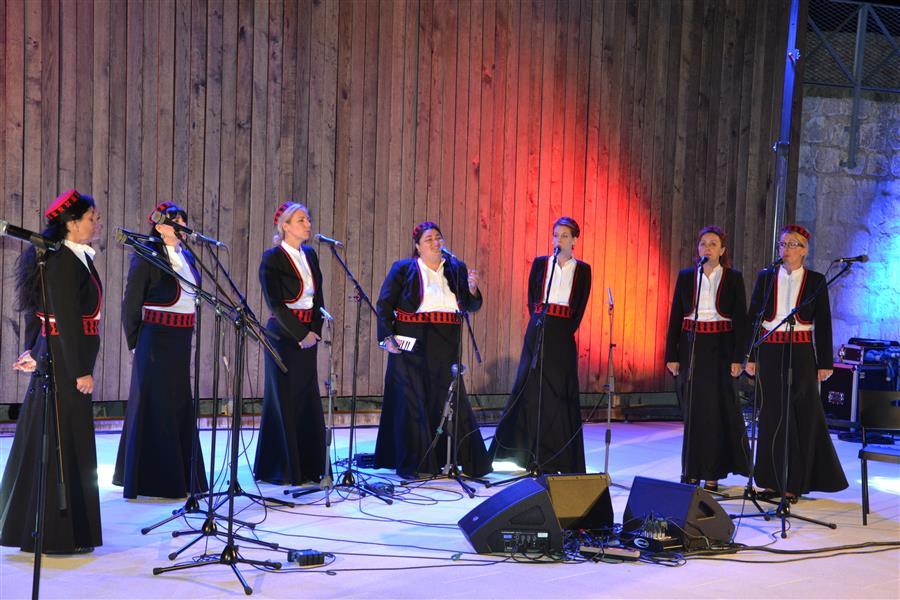 Središnja proslava 23. godišnjice Spomendana Rujanskog rata održana na tvrđavi sv. Mihovila