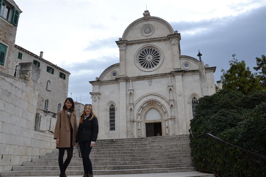 Višnja Čičin-Šain iz Šibensko-kninske županije odlazi na profesionalno i jezično usavršavanje u Perugiu