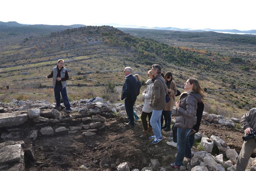 """Projekt """"Uređenje arheološkog parka Velika Mrdakovica"""" u sklopu projekta HERA"""