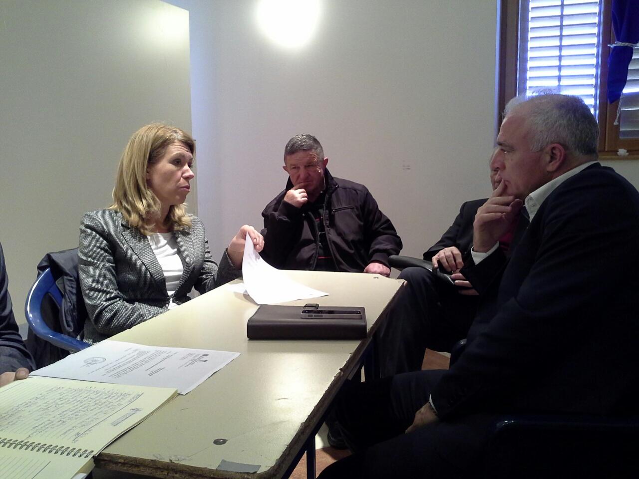 Župan održao radni sastanak sa čelnicima općina Primošten i Rogoznica