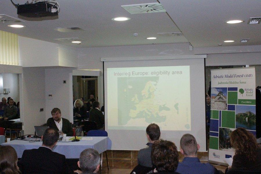 Održana završna koneferencija projekta AMF - Adriatic Model Forest