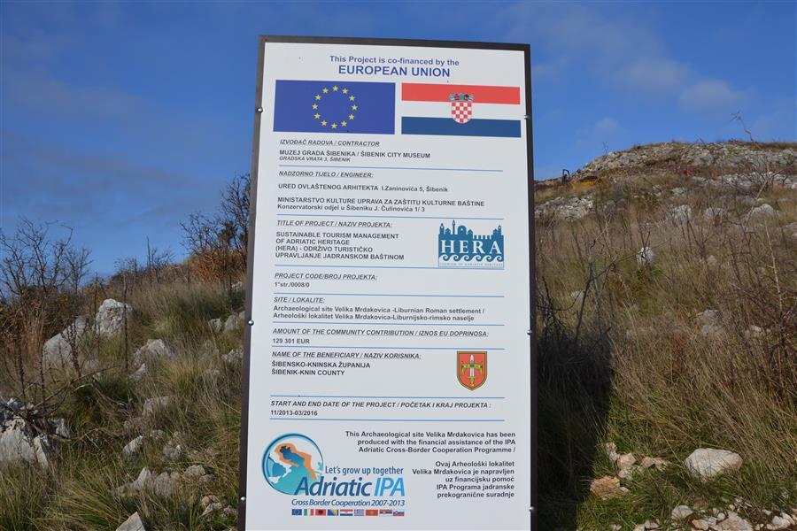 Za sufinanciranje EU projekta HERA odobrena bespovratna sredstva