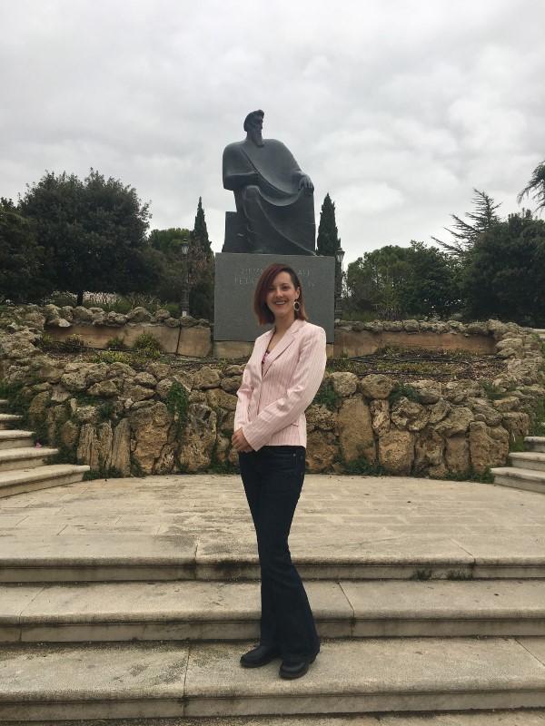 Una Ivanić iz Šibensko-kninske županije odlazi na profesionalno i jezično usavršavanje u Perugiu (Italija)