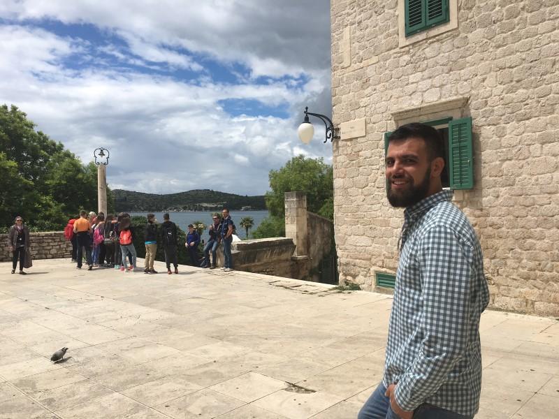 Jakov Zrnčević iz Šibensko-kninske županije odlazi na profesionalno i jezično usavršavanje u Valenciju