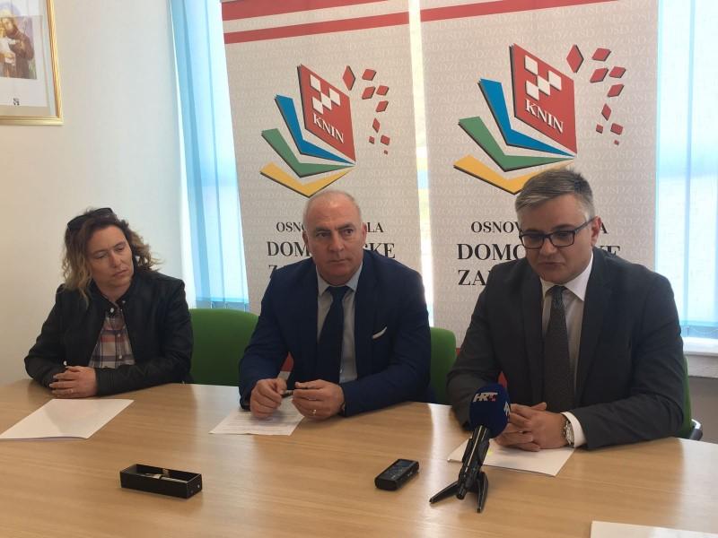 Energetski se obnavljaju još tri škole u Šibensko-kninskoj županiji