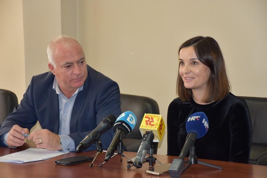 Ministrica poljoprivrede Marija Vučković u radnom posjetu Šibensko-kninskoj županiji