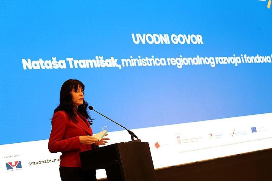 Dodijeljene nagrade Najbolji grad i EU projekt 2020.
