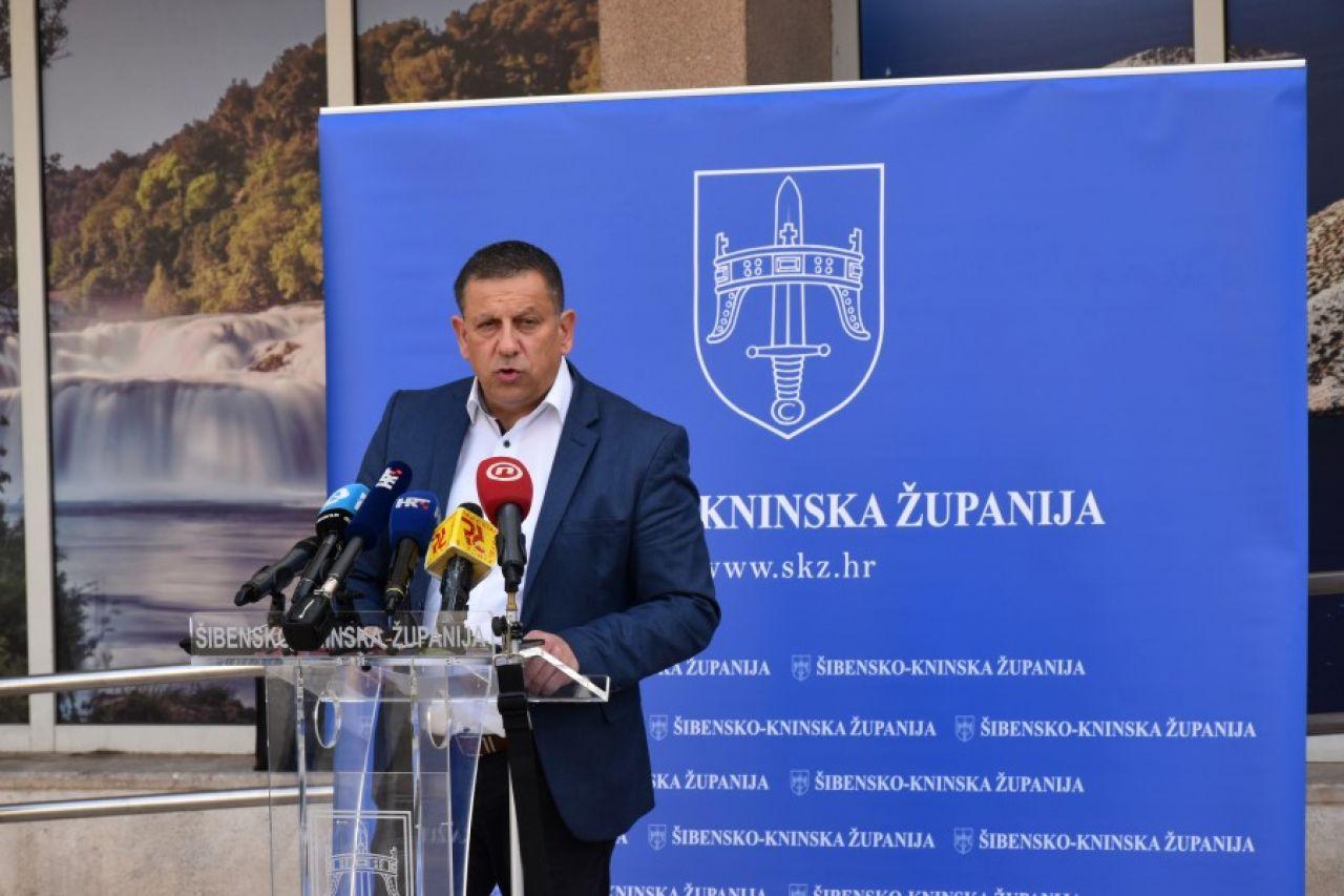 Načelnik županijskog Stožera Nikola Blažević: Situacija je ozbiljna, ali se nadamo da će nove mjere uskoro dati rezultate