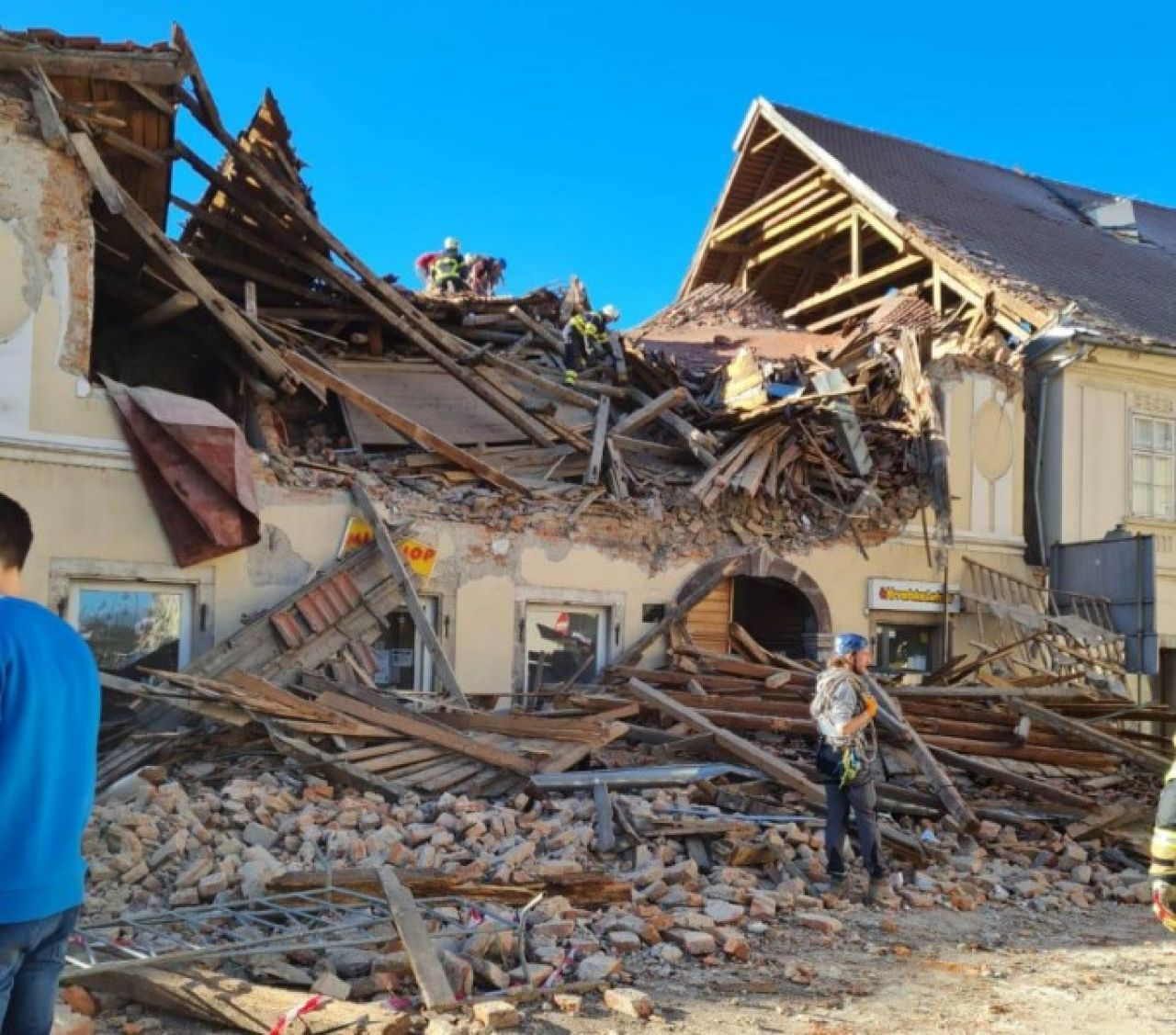 Pomoć gradovima i općinama Banovine nakon razornog potresa