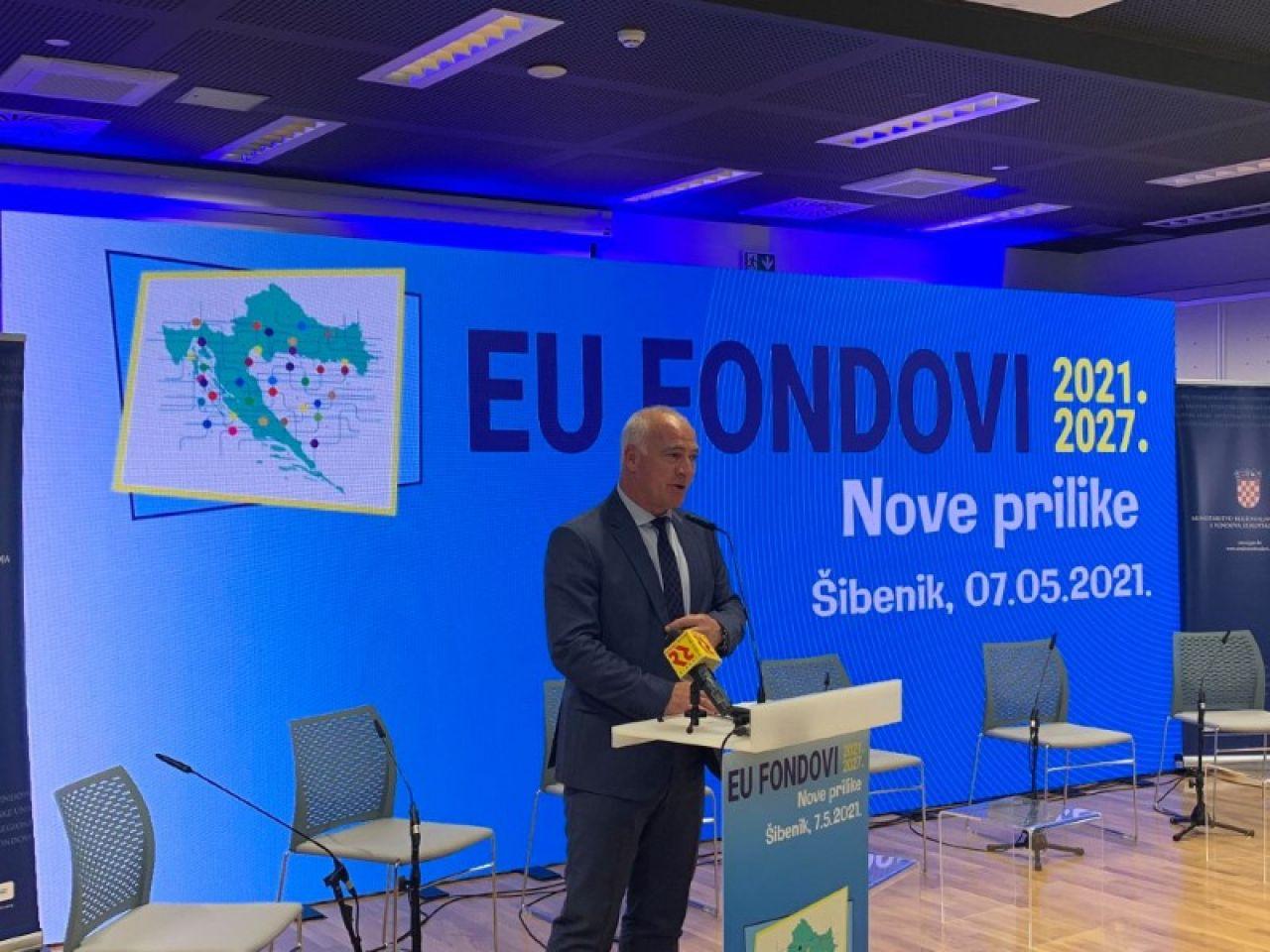 """Održano informativno-edukativno događanje """"EU fondovi 2021.-2027. - Nove prilike"""""""