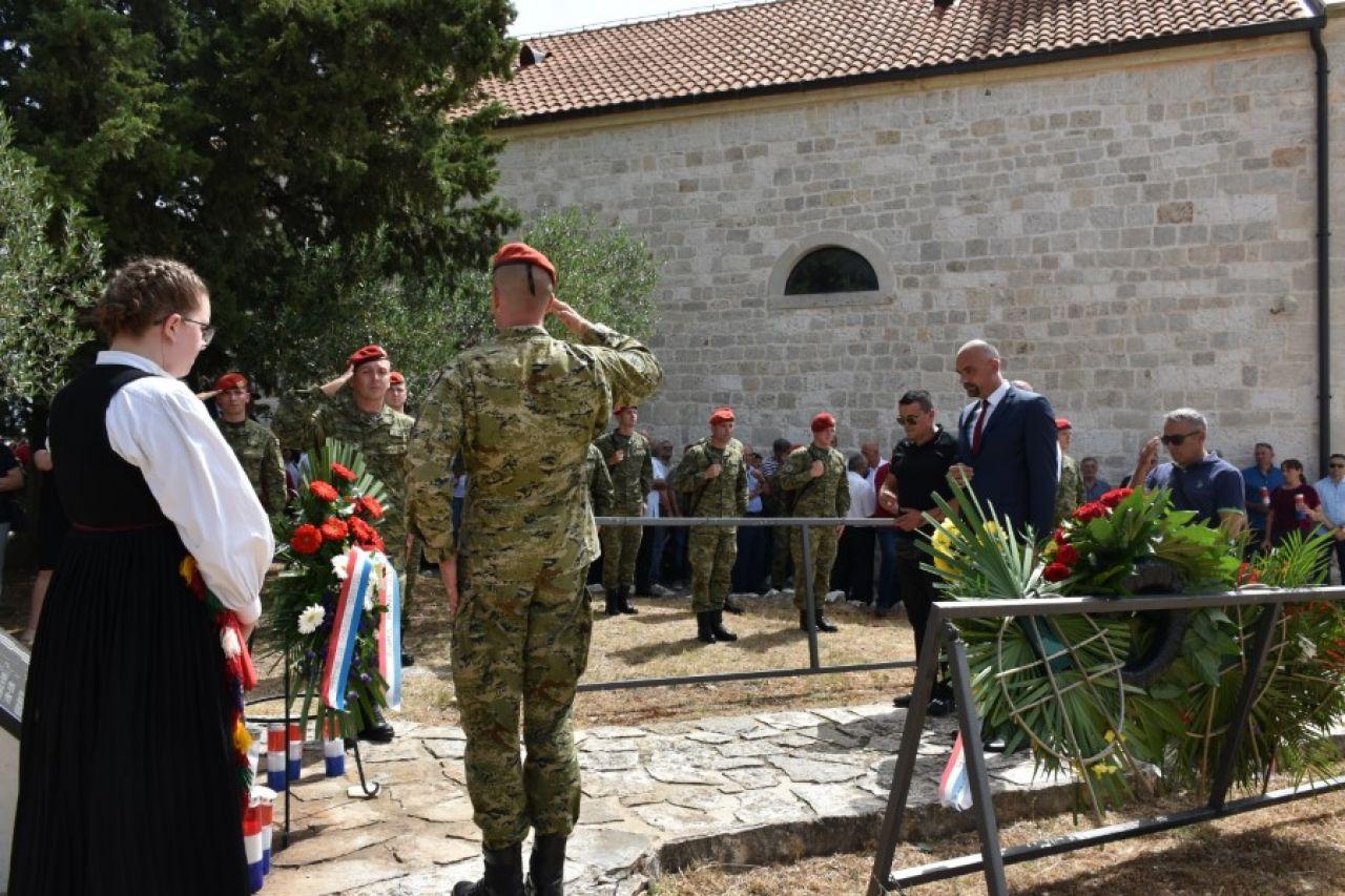 Svečano obilježena 29. obljetnica oslobođenja Miljevaca