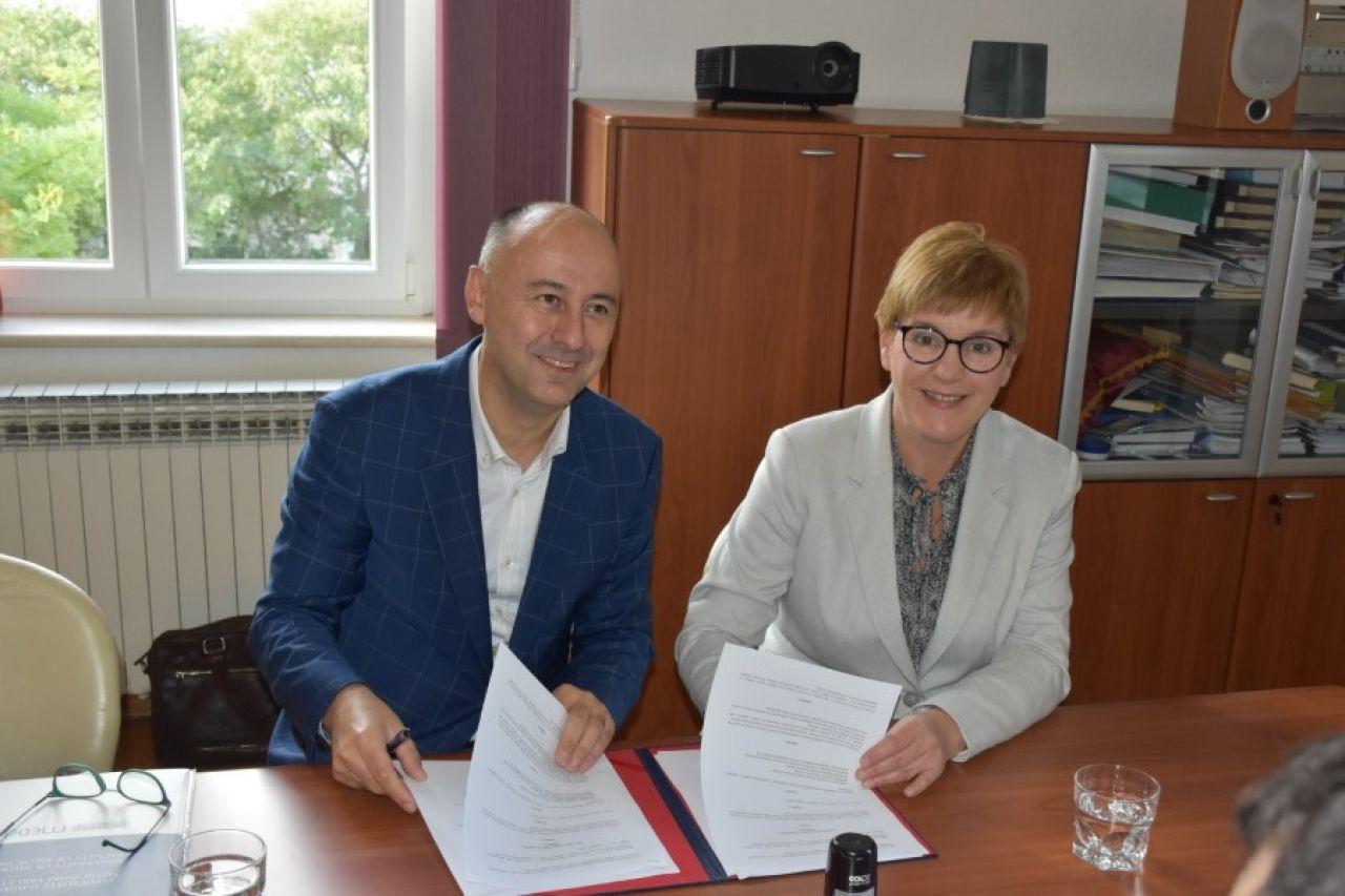 Potpisan ugovor o suradnji Opće bolnice Šibensko-kninske županije i  Medicinskog fakulteta u Rijeci
