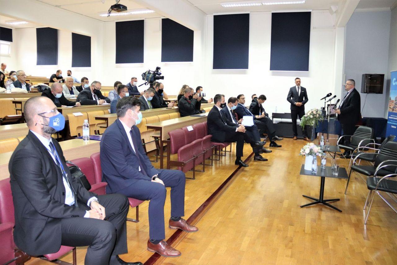 """Na šibenskom Veleučilištu otvorena 5. Međunarodna znanstvena i stručna konferencija """"Izazovi današnjice"""""""