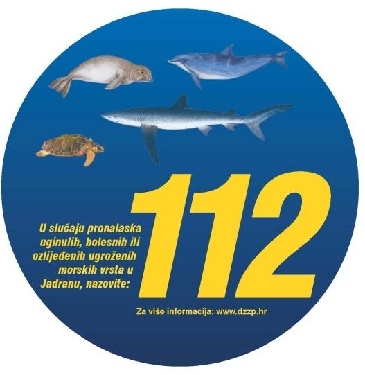 Protokol o načinu komunikacije u slučaju zbrinjavanja strogo zaštićenih morskih životinja
