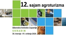 12. sajam agroturizma Šibensko-kninske županije